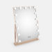 Beautify Champagne Hollywood Mirror